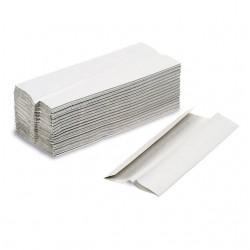 Hygiene Papierhandtücher, 25x23cm in natur, VE 5.000 Stück