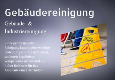 CT Banner Reinigungservice